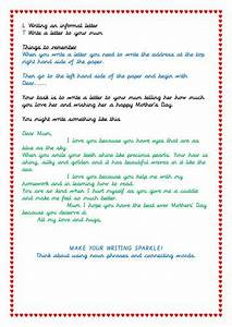 Letter Writing Activity For Mother U0026 39 S Day  Ks1 Students
