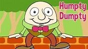 Humpty Dumpty Nursery Rhyme by Oxbridge Baby - YouTube