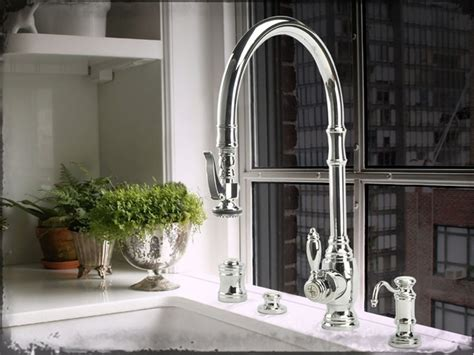 expensive kitchen faucets waterstone traditional pulldown faucet
