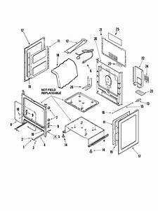 Cabinet Diagram  U0026 Parts List For Model Agr5715qdw Amana