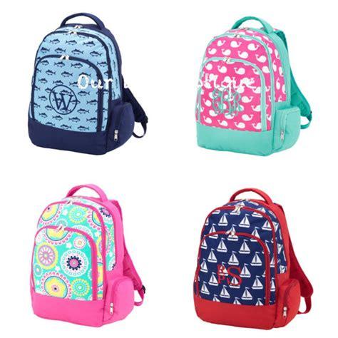 personalized preschool backpacks kids personalized backpack backpack monogram 352