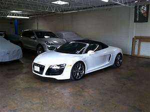 Audi Garage : new addition to the garage audi r8 convertible 6speedonline porsche forum and luxury car ~ Gottalentnigeria.com Avis de Voitures