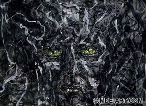 Abstract Faces Black And White by Abstract Drawings And Paintings Of Black And White Faces