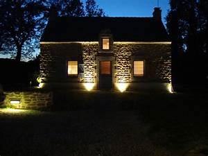 Eclairage Terrasse Bois : eclairage exterieur terrasse ma terrasse ~ Melissatoandfro.com Idées de Décoration
