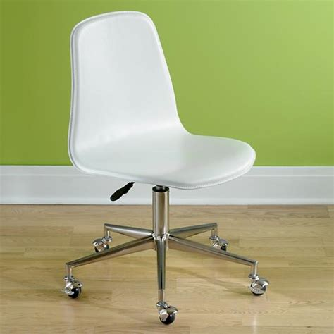 white desk chair with wheels desk with wheels quotes