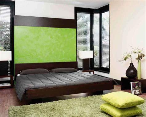 cuisine verte et marron déco chambre vert et noir