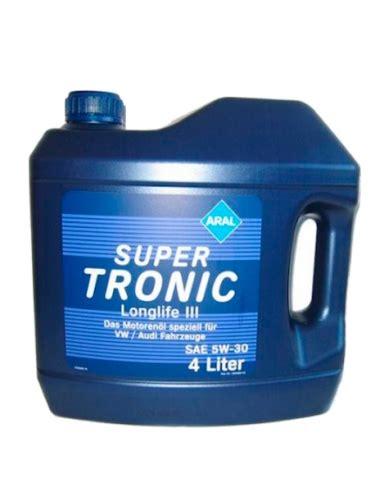aral tronic longlife iii 5w 30 моторное масло aral tronic ll 3 5w30