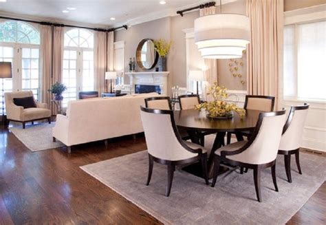 Living Room Ideas, Georgeous Small Living Room Dining Room