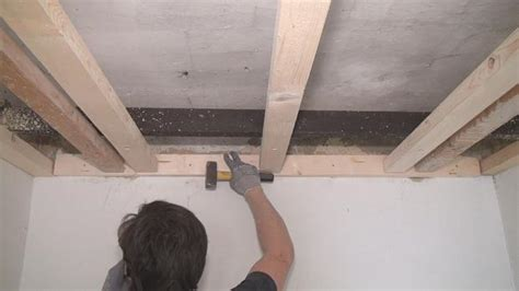 Die Trockenbau Unterkonstruktion  Metall Oder