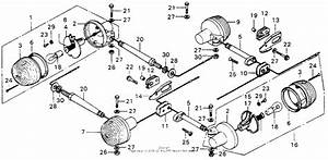 Turn Signal For Honda Mt125