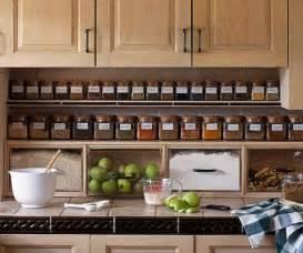Kitchen Month - Spice Storage - Clean Mama