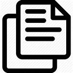 Icon Clone Copy Duplicate Clipboard Icons Document
