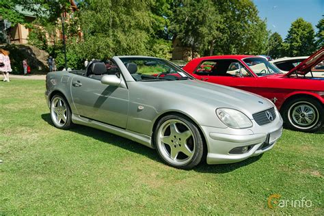 Every used car for sale comes with a free carfax report. Front/Side of Mercedes-Benz SLK 230 Kompressor Automatic, 193ps, 1999 at Ronneby Nostalgia ...