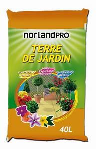 Terre Végétale En Sac : norland norland pro terre de jardin 40 l ~ Dailycaller-alerts.com Idées de Décoration