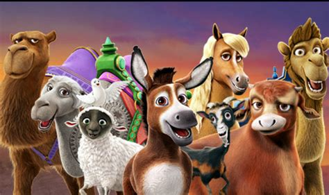 'The Star': Sparkling Animated Nativity Story With Talking ...