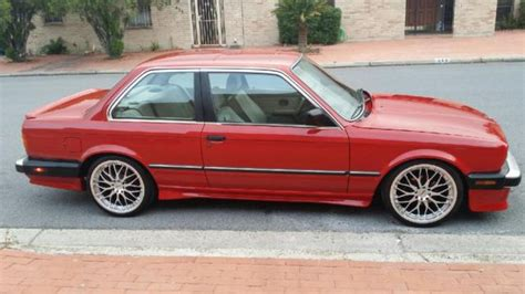 Classic Bmw 3-series 1986 For Sale