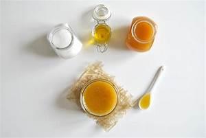 Gommage Maison Corps : gommage maison sucre miel huile ventana blog ~ Nature-et-papiers.com Idées de Décoration