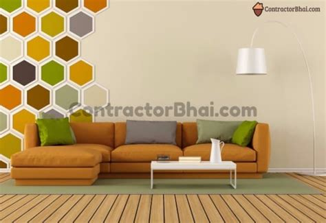 wallpaper  painting  indian walls contractorbhai