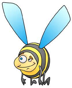 draw  cartoon bee  personality