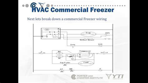 refrigeration refrigeration wiring youtube