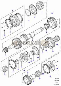 Output Shaft 1