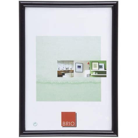 cadre gallery noir 40x60cm cadre cadre miroir d 233 coration d 233 coration int 233 rieur