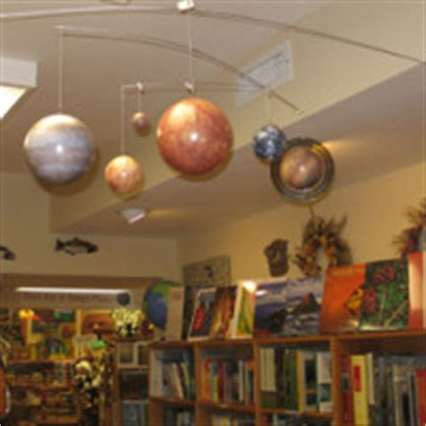 authentic models solar system mobile northwest nature shop