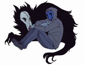 Eyeless Jack & Seedeater chillin | Creepypasta Pictures ...