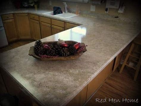Countertop Makeover With Giani Granite Paint Refinishing