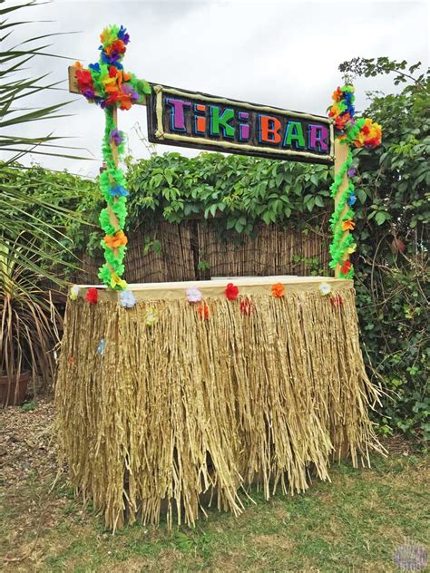 Make A Tiki Bar by How To Build A Tiki Bar Using Pallets Part 2 187 The