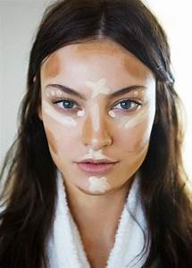 Guide on Makeup Contouring | Pinterest