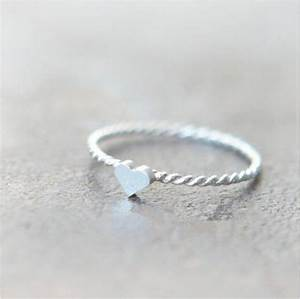 2018 new cute thread of love rings cheap silver rings for Cheap wedding rings for her