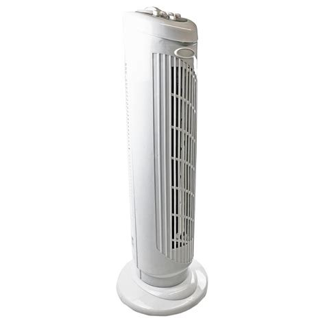 oscillating standing tower fan 30 free standing 3 speed oscillating tower fan