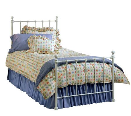 hillsdale furniture molly bed queen qvc com