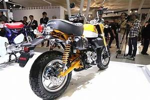 Honda Monkey 125 : 2019 honda monkey 125 concept motorcycle joining grom in ~ Melissatoandfro.com Idées de Décoration