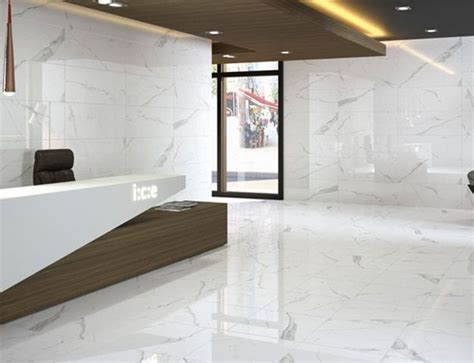 Stone Store. Marmo Calacatta Minimale Polished Porcelain Tiles