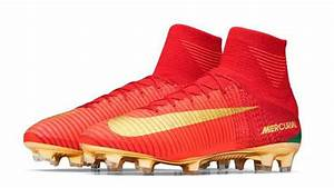 Ronaldo's boots for FIFA Confederations Cup released