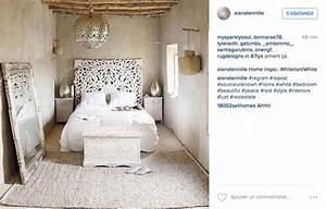 Instagram Inspiration déco pour la chambre Cocon de décoration: le blog