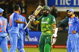 India vs South Africa: Confident Amla looks at 'positives ...