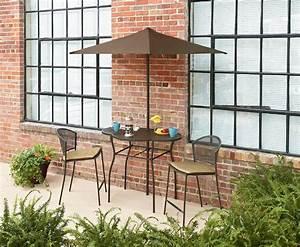 Garden Oasis Clinton 4 Piece Patio Balcony Set *Limited ...