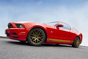 2014 50th Anniversary Mustang Unveiled By Holman  U0026 Moody