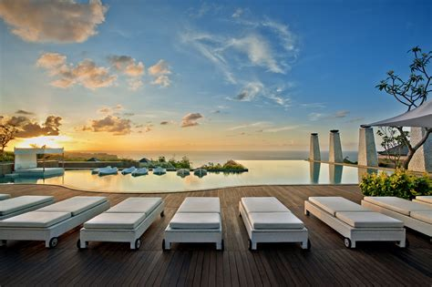 The Banyan Tree Bali, A Resort 70 Metres Above The Ocean