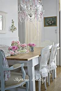 Shabby Chic Mode : 25 best ideas about shabby chic dining on pinterest dining room wall decor wall decor for ~ Markanthonyermac.com Haus und Dekorationen
