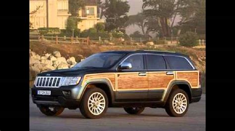 2018 Jeep Wagoneer Concept by 2018 Jeep Grand Wagoneer Concept Picture Gallery