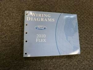 2010 Ford Flex Electrical Wiring Diagrams Manual Se Sel
