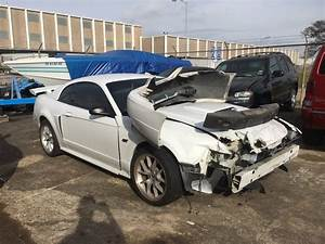 Wrecked mustang for sale near me. Ford Mustang GT Salvage Cars for Sale