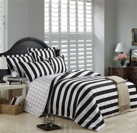 black and white striped duvet cover black and white striped duvet cover bedding sets kids