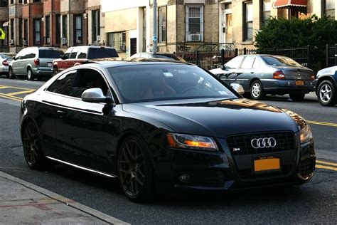 Mesmerizing Audi Rs5 Black Rims