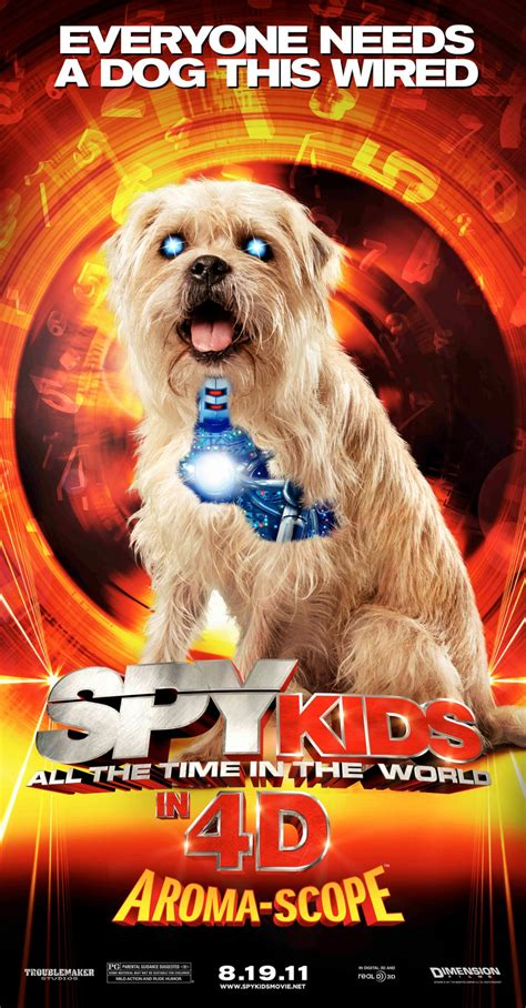 spy kids    time   world  pictures