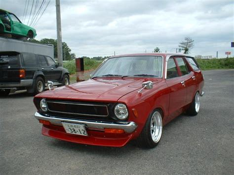 Topworldauto>> Photos Of Datsun 120y Wagon